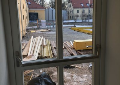 Fenster BVH Kottingbrunn
